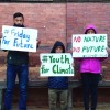जलवायु परिवर्तनको विषयमा  शान्तिपूर्ण विरोध १३ औं हप्तामा