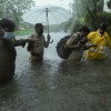 Powerful cyclone that slammed into India's west coast was set to weaken